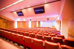 State-of-the-art fully-equipped auditorium