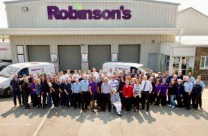 Robinsons team