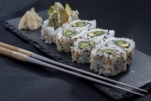 Veggy option_Sushi Suprise