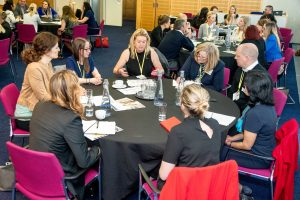 Clare was voted one of our best mentors at last year's Speed Networking event